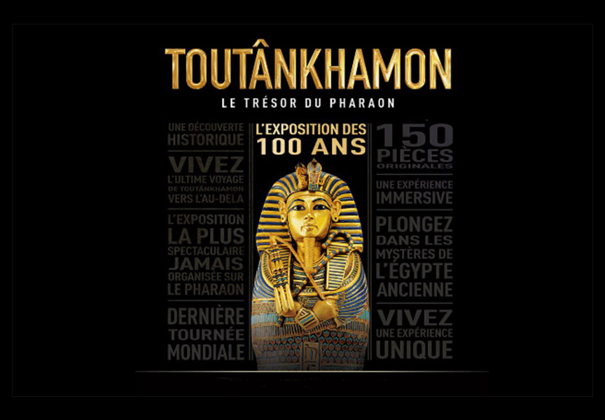 hotel paris roissy aeroport exposition toutankhamon
