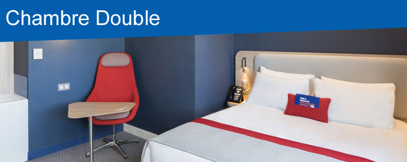 hotel paris holiday inn express cdg airport chambre double