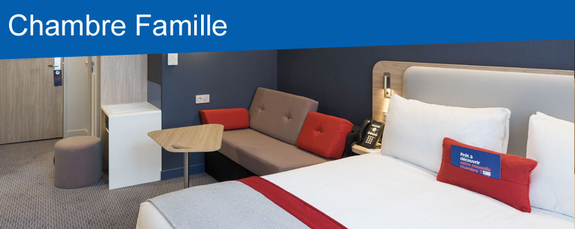 hotel paris holiday inn express cdg airport chambre famille