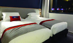 hotel paris holiday inn express cdg airport chambre