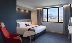 hotel paris holiday inn express cdg airport vignette chambre hp 3